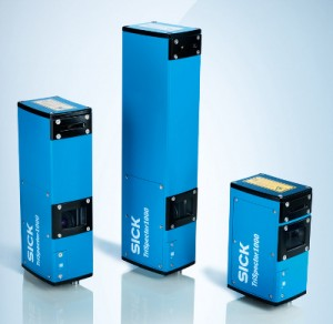 I sensori di visione 3D TriSpector1000
